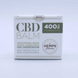 CBD Balm Hemps Pharma 400 mg cannabidiol crema de cbd