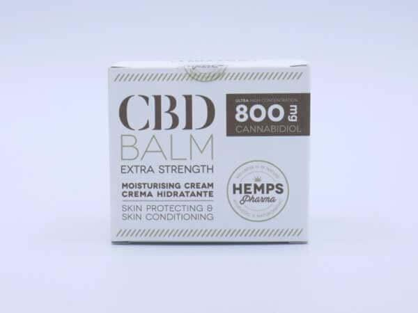 CBD Balm Hemps Pharma 400 mg cannabidiol crema de cbd cannabis