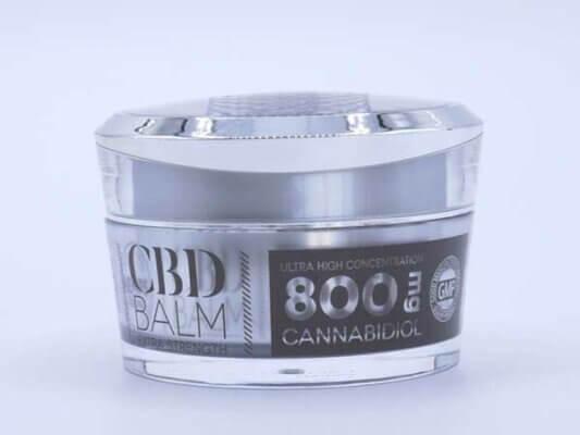 cbd balm de hemps pharma con 800 mg de cannabidiol de alta calidad crema de cannabis para la piel