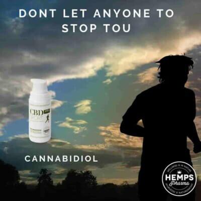 CBD Professional Hemps Pharma 400mg Cannabidiol para Fisioterapia Farma CBD tienda online cannabis medicinal para deporte