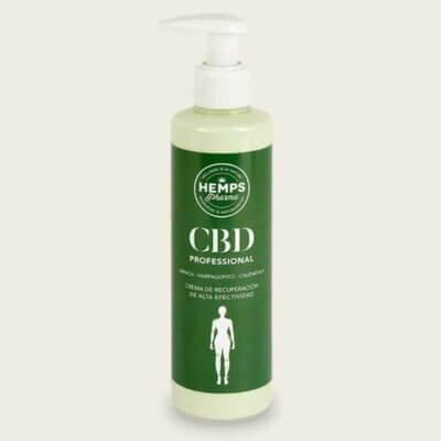 CBD Professional Hemps Pharma 400mg Cannabidiol para Fisioterapia Farma CBD tienda online cannabis fisioterapia