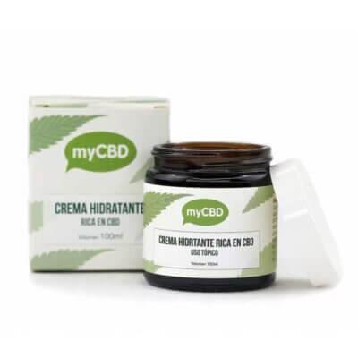 Forte Mycbd crema de cannabis marihuana medicinal