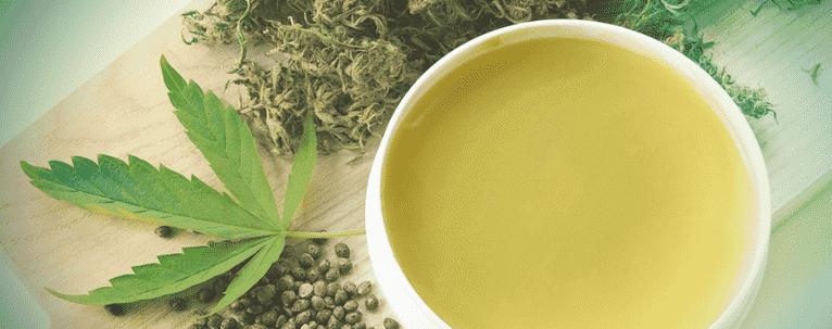 El aceite de CBD está hecho con Cannabidiol que es fenomenal para tratar el acné