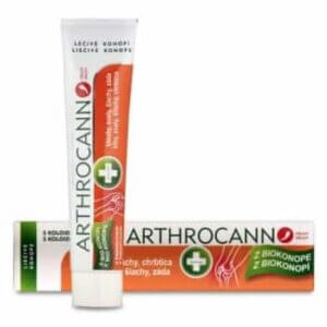 comprar arthrocann gel efecto calor annabis