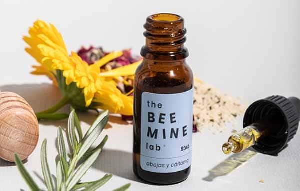 cannabis medicinal aceite de cannabidiol beemine 3% cbd basic