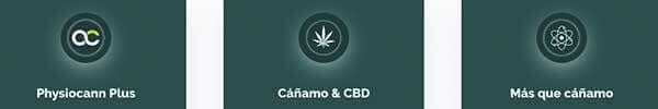 Physiocann Crema cbd plus de cannactiva cannabidiol fisioterapeutas