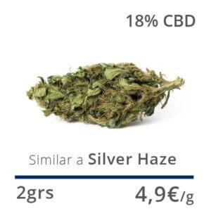 Terre di Cannabis volare