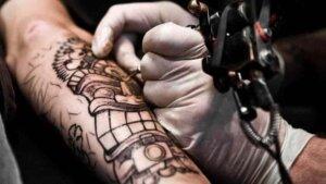 aceite tatuajes