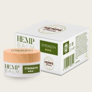 HEMP BALM de Hemps Pharma