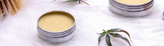 crèmes au cannabidiol
